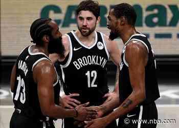 Brooklyn Nets Turn Focus Forward