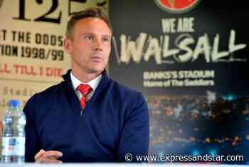 Jimmy Walker: Play the Walsall way - expressandstar.com