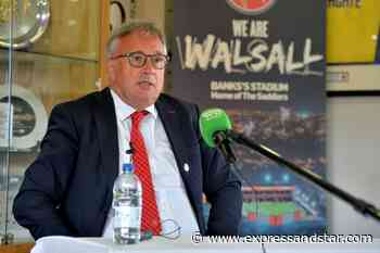 Leigh Pomlett: Walsall have the funds to compete - expressandstar.com