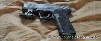 Fusillade dans Villeray: le SPVM épingle deux suspects et saisit un pistolet