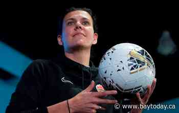 Captain Christine Sinclair to lead Canadian women at her fourth Olympic Games