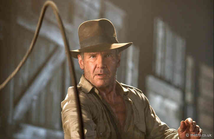 Harrison Ford forced to take break from filming after sustaining injury on Indiana Jones 5 set