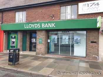 Lloyds Bank to close high street branch in Bromborough