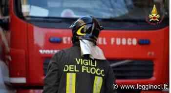 Noci: incendio in via Mancini - LeggiNoci.it