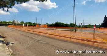 Noci - Più sicurezza per cinque incroci stradali urbani - Putignano Informatissimo