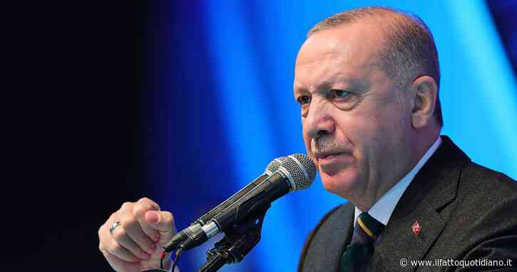 Erdogan punta al bando del partito Hdp: siamo davanti a una crisi dei fondamenti democratici