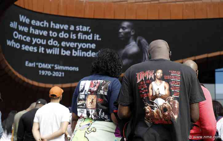 DMX's funeral costs were reportedly covered by his label Def Jam