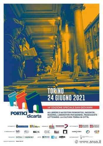 Torna a Torino Portici di carta, libreria più lunga d'Italia - ANSA Nuova Europa