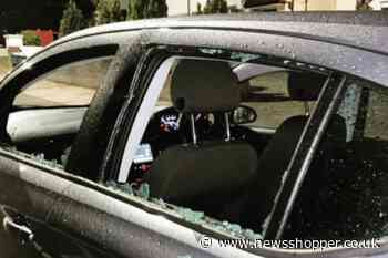 West Wickham: Man who allegedly smashed car windows with axe bailed