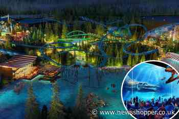 Merlin says London Resort plans should be withdrawn