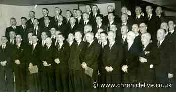 When Felling Male Voice Choir came home to a reception to rival Newcastle United
