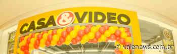 CASA & VIDEO inaugura loja em Pindamonhangaba com desconto em pizza para os clientes - Vale News