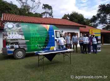 Departamento de Turismo de Pindamonhangaba divulga informações sobre o município em pontos turísticos - AgoraVale