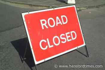 The Herefordshire roads which will shut for resurfacing