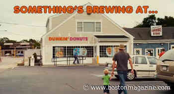 """Gone Too Soon: The Site of Al Pacino's Fake """"Dunkaccino"""" Commercial - Boston magazine"""