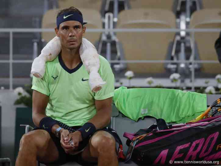 'Two years ago Rafael Nadal reached a point of...', says former No. 1