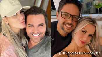 Mariana Polastreli se pronuncia sobre acusações do ex, e explica por que foi encontrar Eduardo Costa: 'Ele enlouqueceu' - Hugo Gloss
