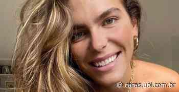 Mariana Goldfarb para tudo com registro deslumbrante: Do dia - CARAS Brasil