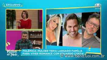 Mariana Polastreli rebate versão do marido sobre traição - Entretenimento Band