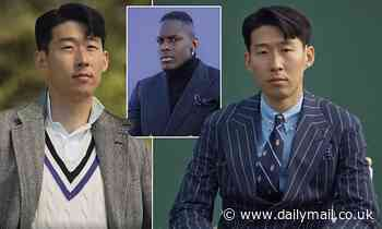 Son Heung-min unveiled as the face of Ralph Lauren for Wimbledon 2021 alongside Maro Itoje