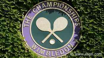 Djokovic, Barty tabbed as top Wimbledon seeds