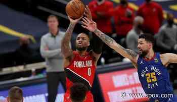Diashow: So reagieren die NBA-Stars auf Lillards Meisterwerk - SPOX.com