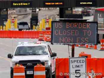 COVID-19 live updates: Canada races toward key vaccination milestone for U.S. border opening