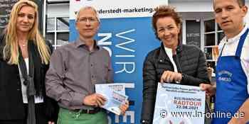 Kulinarischen Radtour durch Norderstedt - Lübecker Nachrichten