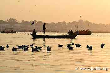 'River of Life, River of Death:' The Curious Case of the Ganges Cadavers and its Implications in International Law - JURIST
