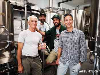 Lachute brewery takes top Québec business award - The Review Newspaper