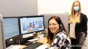 Immer mehr Anrufe in der Telefonfiliale der Volksbank Solling in Uslar - HNA.de