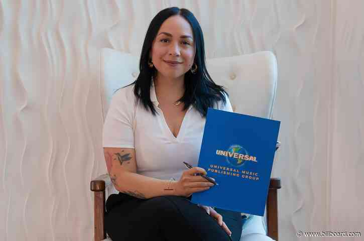 Carla Morrison Signs Global Publishing Deal With UMPG