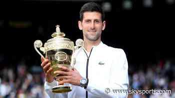 Djokovic, Barty top seeds at Wimbledon