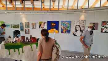 """""""Junge Kunst"""" im Haus des Gastes"""