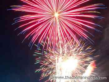 Local partnership to raise funds for 2022 fireworks in St. Marys - The Courier-Express