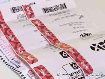 Winning Parksville Lotto ticket splits $6 million prize - mycoastnow.com