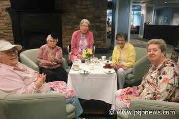 Tea time at the Gardens - Parksville-Qualicum Beach News