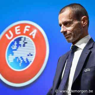 Live - UEFA-voorzitter over verbod regenboogstadion: 'We willen niet gebruikt worden voor populistische acties'