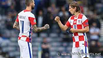 Euro 2020 : La Croatie bat l'Ecosse et poursuit son chemin - Afrique Sports