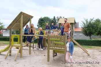 Speeltuin Meidoornlaan is helemaal opgeknapt voor de zomer