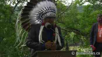 Enoch Cree Chief calls Alberta government grant a great step in reconciliation efforts