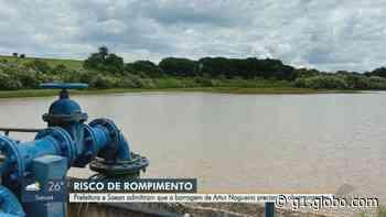 Artur Nogueira alerta para risco de rompimento da barragem do Córrego Cotrins e busca recurso de SP para obra emergencial - G1