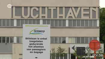 Ook op de luchthaven van Deurne kan je je laten testen - ATV