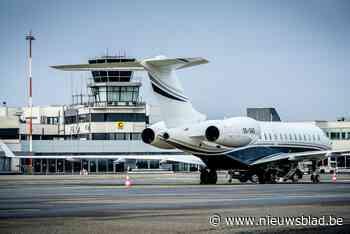 Luchthaven van Deurne opent maandag eigen testcentrum, en iedereen kan er terecht - Het Nieuwsblad