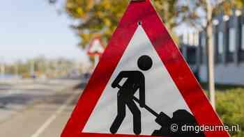 Albert Schweitzerstraat in Deurne tot begin augustus afgesloten door werkzaamheden - DMG Deurne