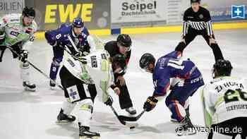 Eishockey-Regionalligist ECW Sande: Jadehaie rufen erste Eiszeiten aus - Nordwest-Zeitung