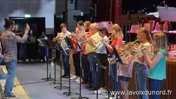 Hallennes-lez-Haubourdin : avec l'été, l'école de musique a fait la fête aux Lucioles - La Voix du Nord