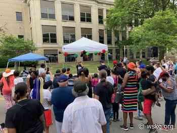 Elmira Celebrates Juneteenth - WSKG.org