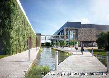 Next PLC Waltham Abbey distribution centre application - Epping Forest Guardian
