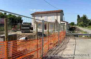 Ladri in azione nel cantiere edile a Diegaro di Cesena - Corriere Romagna